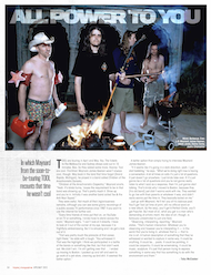 Tool Maynard James Keenan interview small