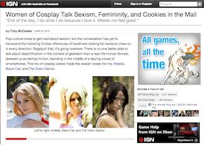 mini cosplay wimminz