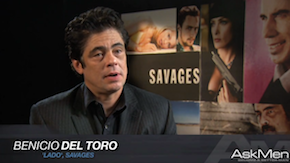 Benicio Del Toro askmen interview