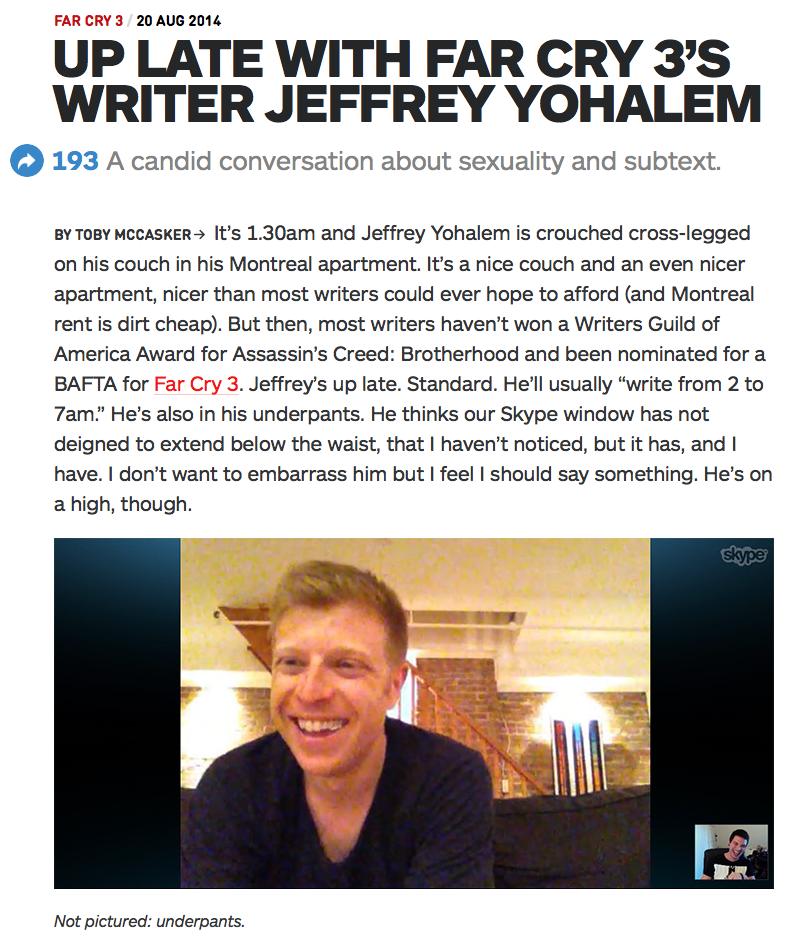 IGN Jeffrey Yohalem